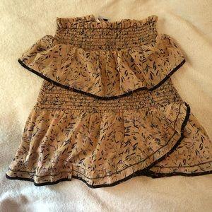 IRO silk skirt